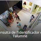 Consulta de l'identificador de l'alumne